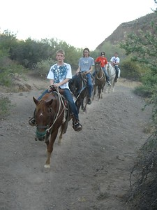 Canyon Creek Ranch Tours