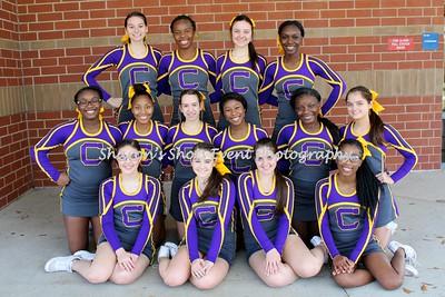 Small Varsity All Girl NT Columbia HS