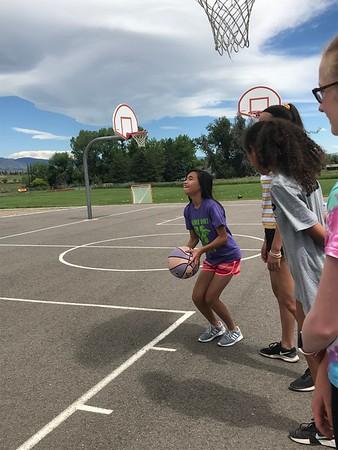 2019 Boulder Camp - Sports Leadership