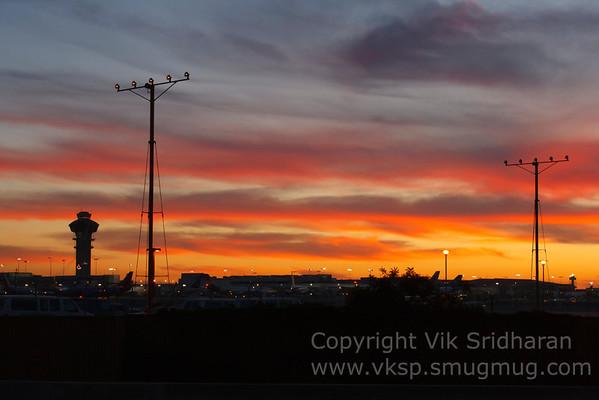 Southern California Airports & Runways