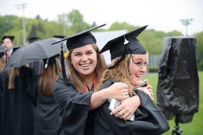 Bucknell Graduation 2016