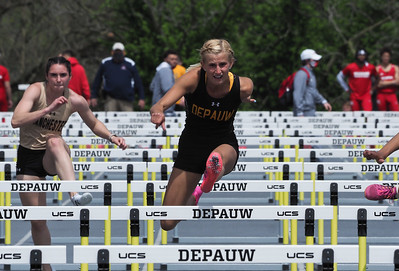 210417 DePauw Track Meet