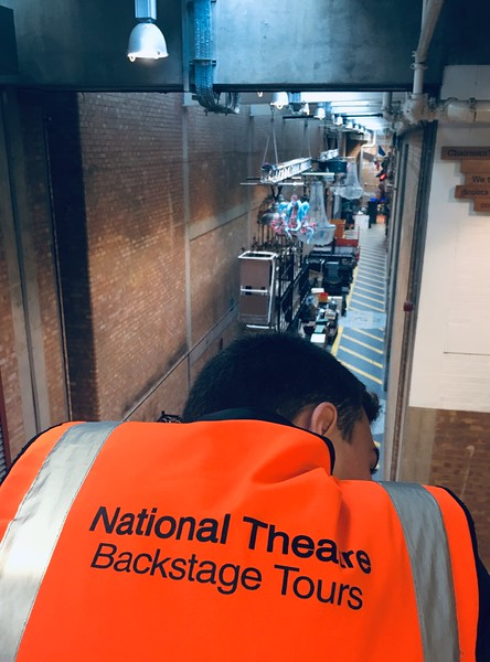 National Theatre Tour.JPG