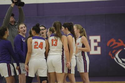2020 Danville vs. Shikellamy Girls Basketball