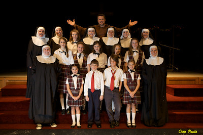 Nunsense Cast Photo