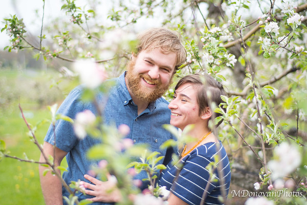 Carl and Katie 5/8/2020