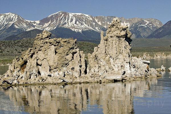 Sculpture Garden-north of Mt. Shasta