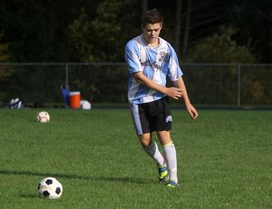 Sullivan West vs. Burke Boys Soccer