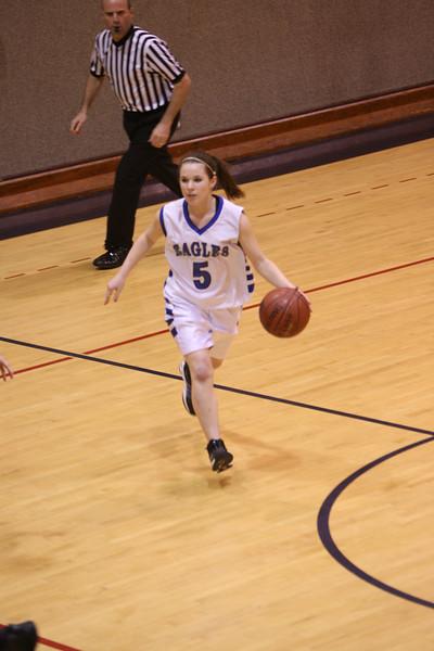 Basketball - Girls' Varsity vs Bentley