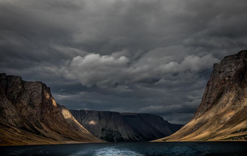 Southwest Arm Saglek Fjord