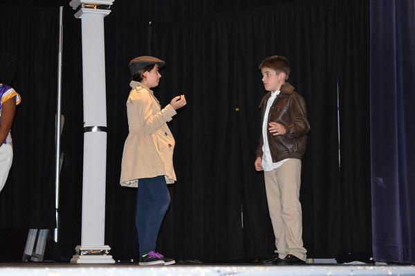 Drama Club Performance: P Soup