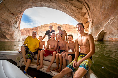Lake Powell and Goblin Valley - July 2016