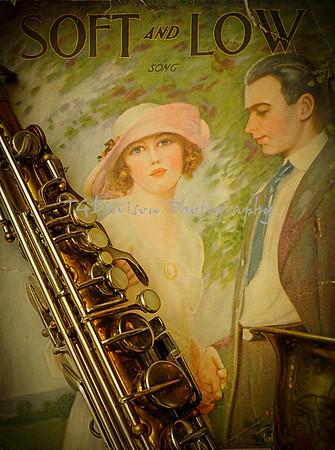 Vintage Saxophone 2021