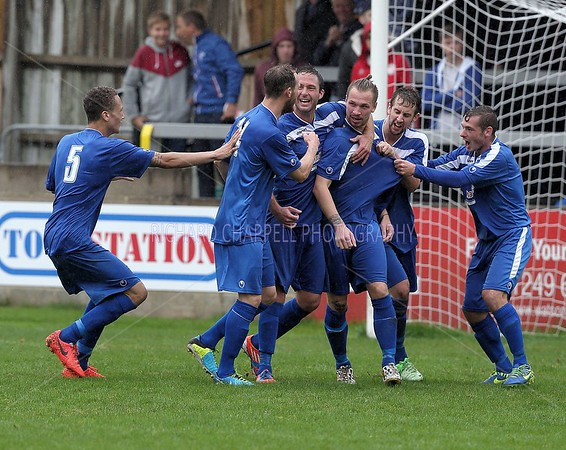 CHIPPENHAM TOWN V PAULTON ROVERS MATCH PICTURES 25th AUGUST 2014