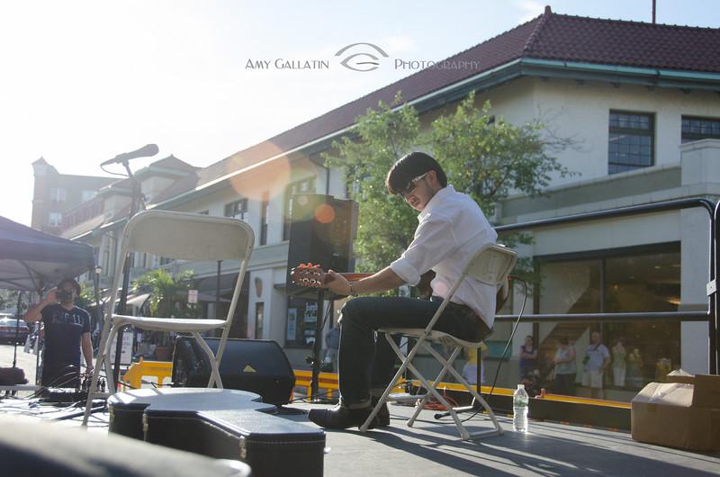 The Herreras: Live on Church Street 2015-06-13