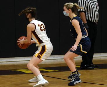 HS Sports - Riverview vs. Trenton Girls Basketball 21
