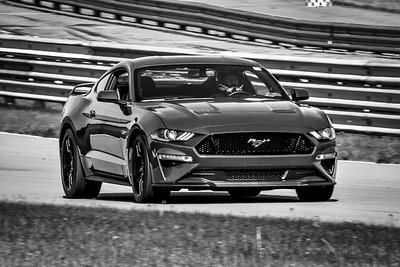 2021 SCCA TNiA Pitt May 20 Burgundy Mustang