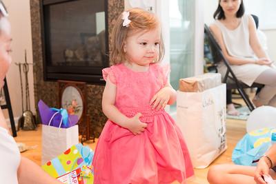 Laura's 2nd Birthday