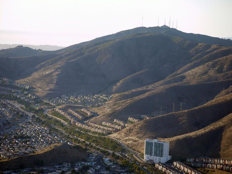 Mount San Bruno.