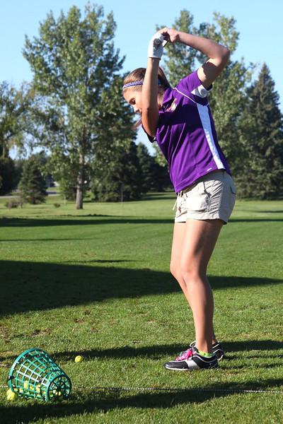 Wahpeton Golf, 2012
