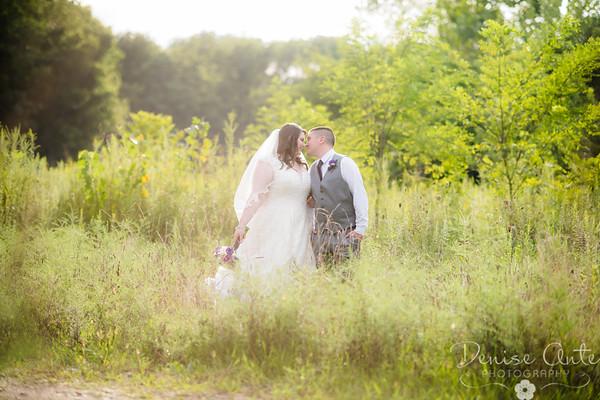 LeAnn and Jason's Wedding Day