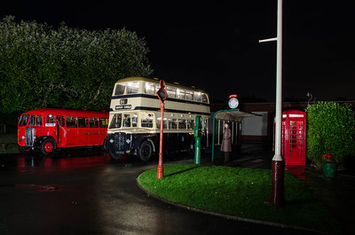The Transport Museum, Wythall - Saturday 15th October 2016