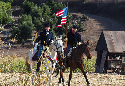 civil war reenactment, 11/9/13