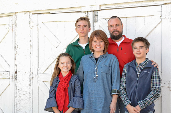 Hickman Family 2016