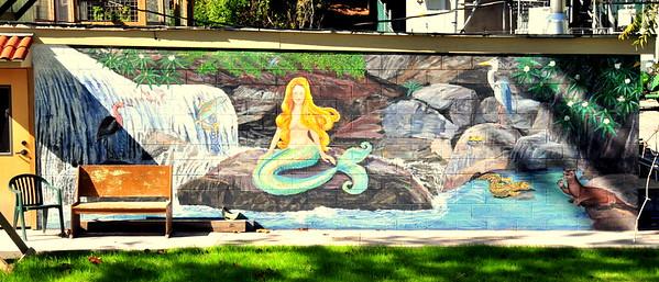 Murals of Asheville NC