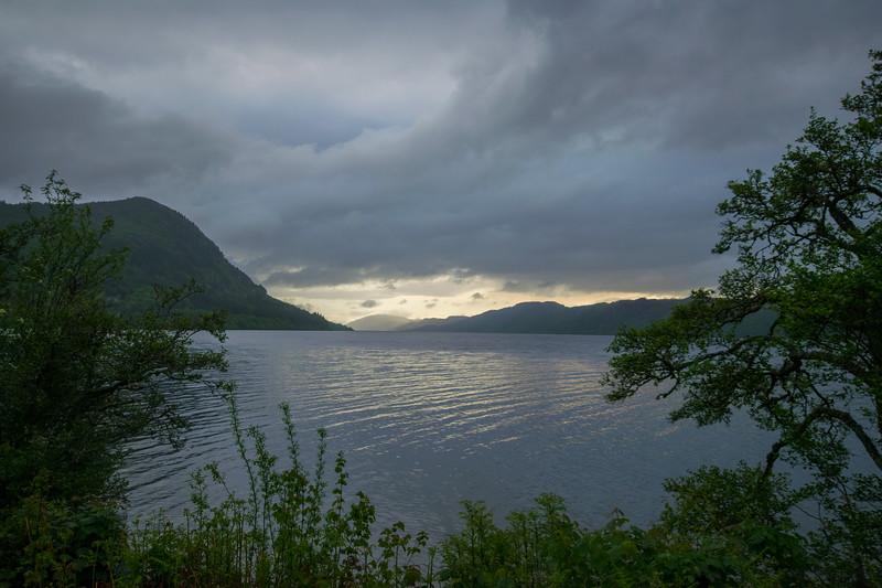 Loch Ness Dawn