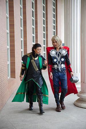 Thor/ Loki
