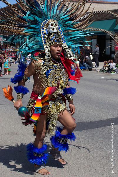 Mexica Yoloti - May Day 2014
