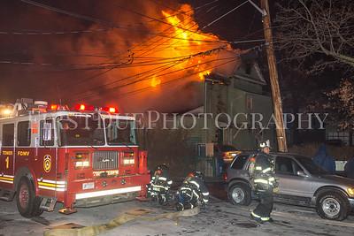 Mt Vernon, NY 2nd Alarm 18 S.13th St. 3 Feb 18