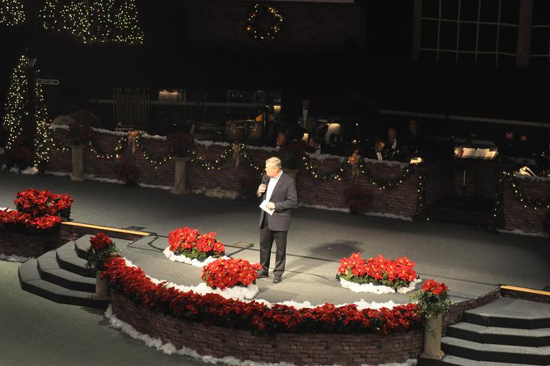 Christmas Spectacular 2010/12/18