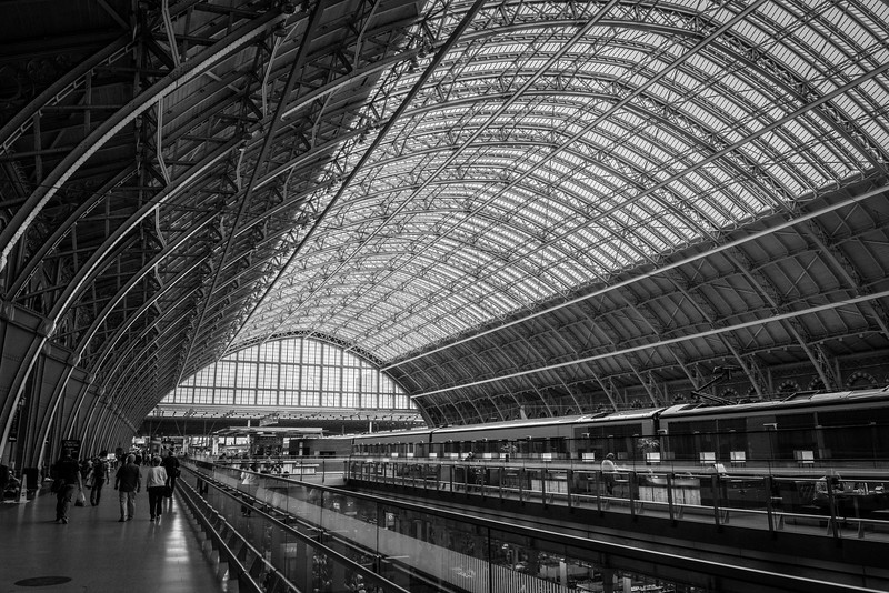 St. Pancras Station - Central London