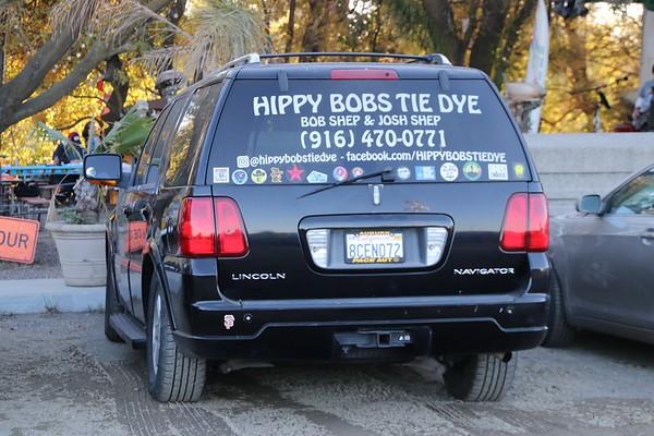 Hippy Bob's Tie Dye with Lya at Stingrayz 11 23 19