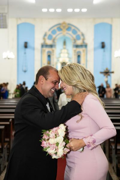 Casamento Paróquia São Gonçalo Andrea e Ismael