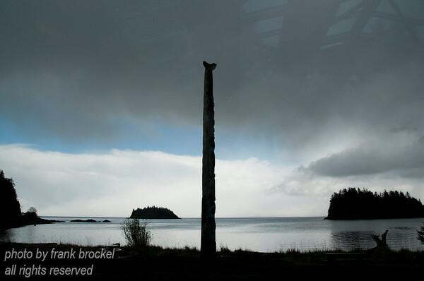 Haida Gwaii - Queen Charlotte Islands and Prince Rupert