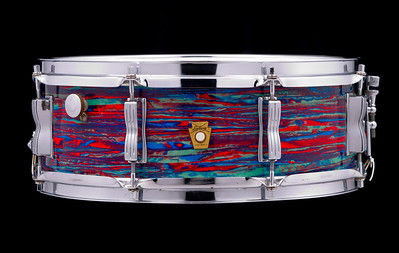 Ludwig Jazz Festival Psychedelic Red