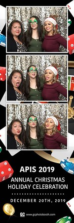 12-20-19 APIS Holiday Party