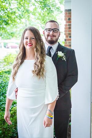J & M Spencer Wedding