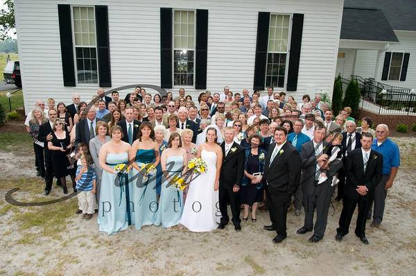 Susanne and Cal formal/group photos and reception