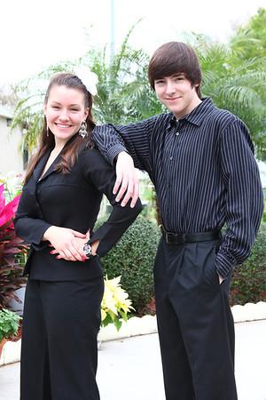 Pamela and Bruno Wedding