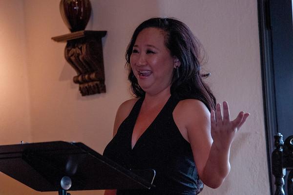 Simple Gifts Music Duo Shirley Wang @ Casa Feliz 2013