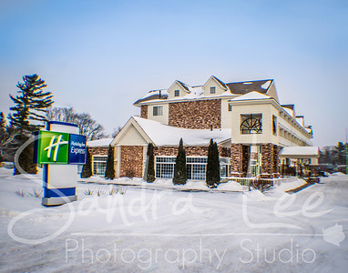 Holiday Inn Express Mackinaw City - Commercial Photography - Photographer