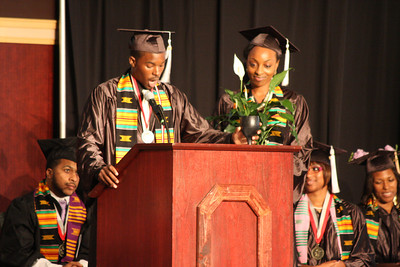2011 Commencement Week - Afrikan American Farewell Celebration 2011