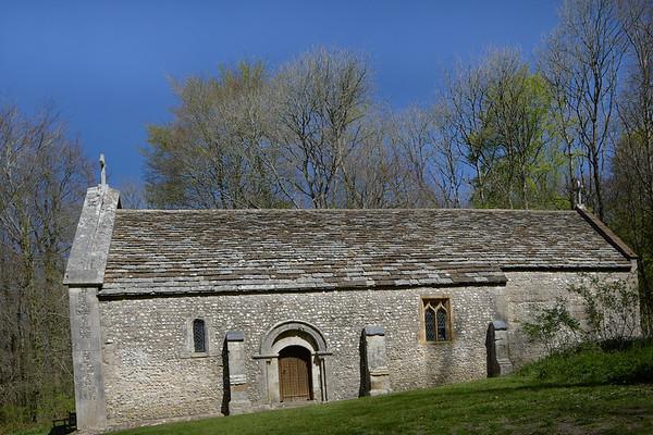 St Catherines Chapel, Milton Abbas