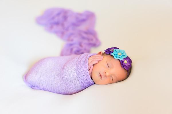 Arya Newborn Session