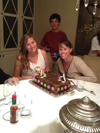 Francesca Birthday (Nov 2011)