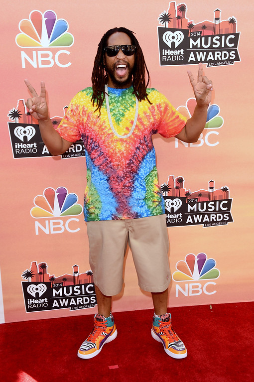 . LOS ANGELES, CA - MAY 01:  Rapper Lil Jon attends the 2014 iHeartRadio Music Awards held at The Shrine Auditorium on May 1, 2014 in Los Angeles, California. iHeartRadio Music Awards are being broadcast live on NBC.  (Photo by Jason Merritt/Getty Images for Clear Channel)